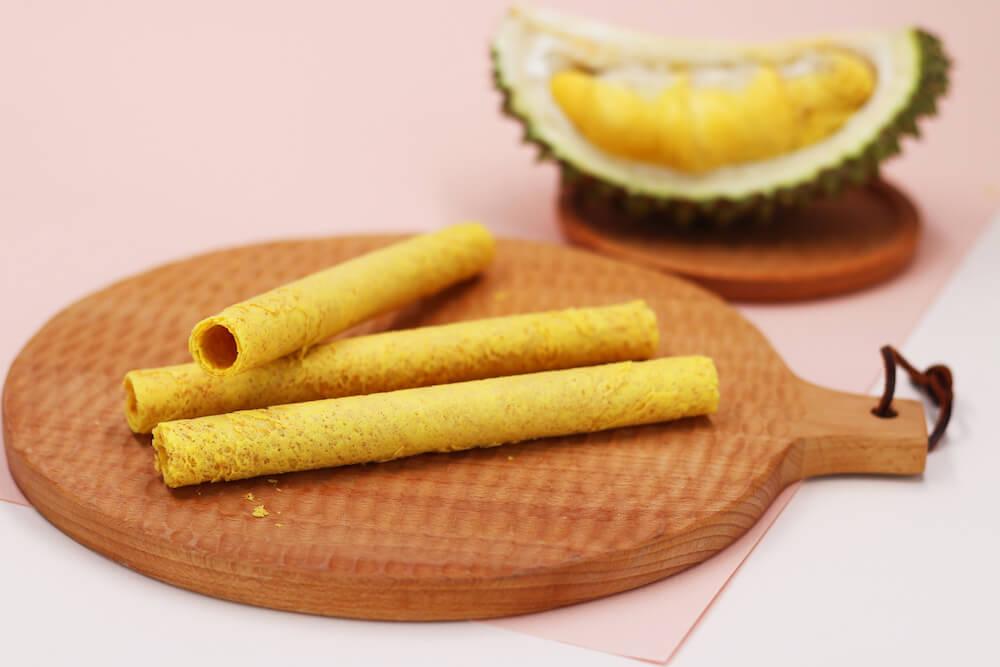 Musang King Egg Roll – DurianBB Singapore