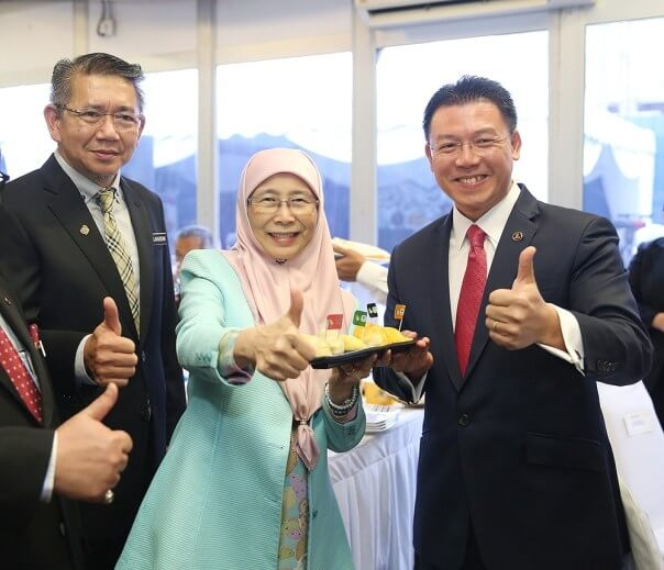 A Feast For Malaysia's Best: Members of the 14th Parliament